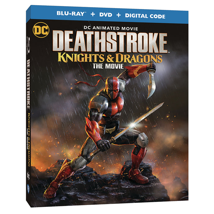 Deathstroke: Knights & Dragons (BD)