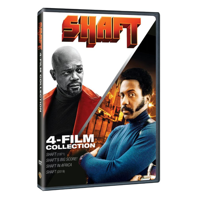 Shaft 4-Film Collection (DVD)