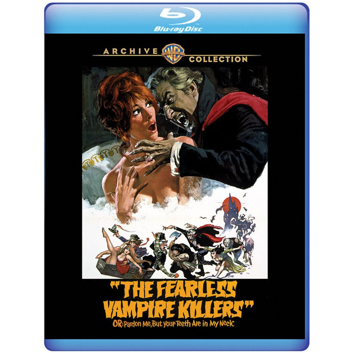 The Fearless Vampire Killers (BD)