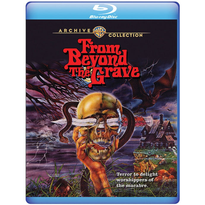 From Beyond the Grave (BD)