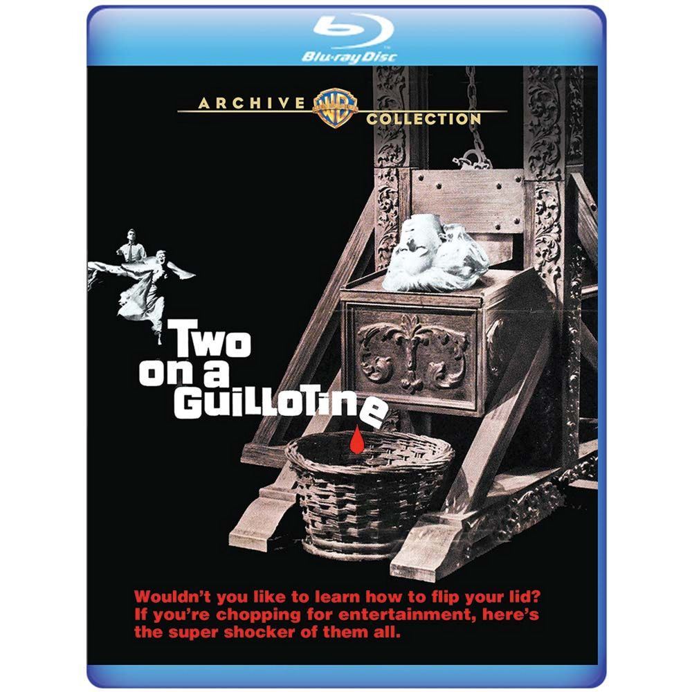 Two on a Guillotine (BD)