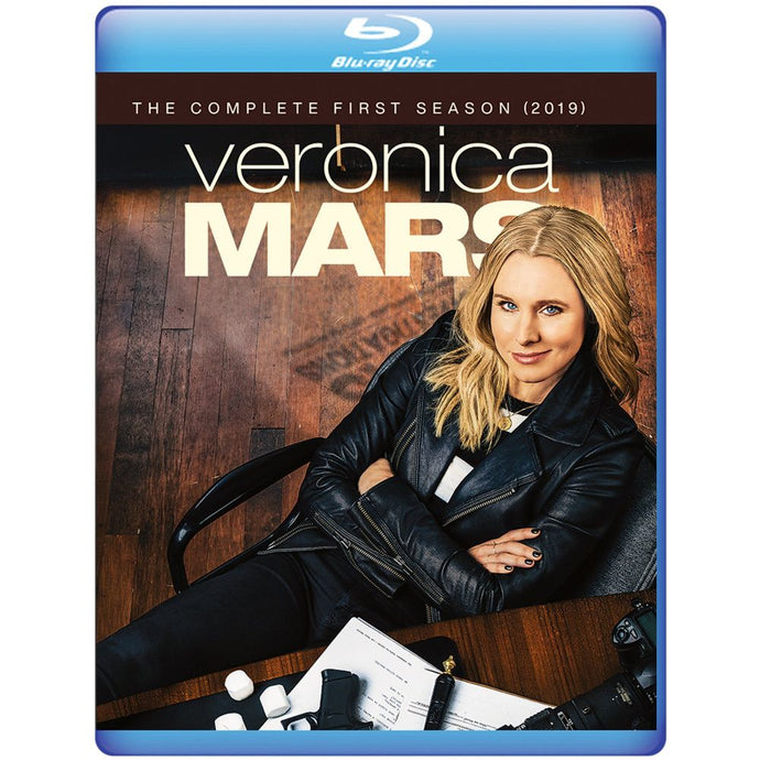 Veronica Mars (2019): The Complete First Season (BD)