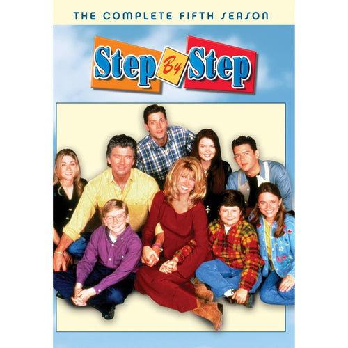 Step by Step: The Complete Fifth Season (MOD)