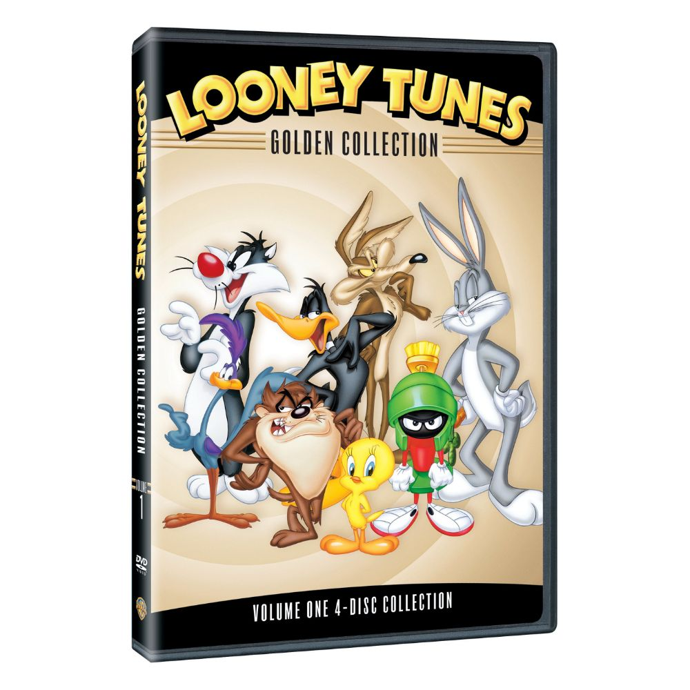 Looney Tunes: Golden Collection Vol. 1 (DVD)