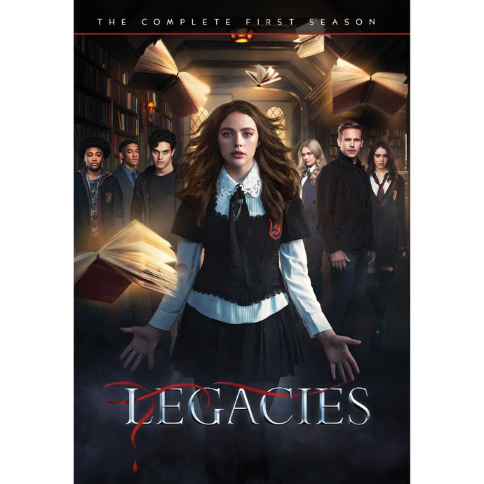 Legacies: The Complete First Season (MOD)