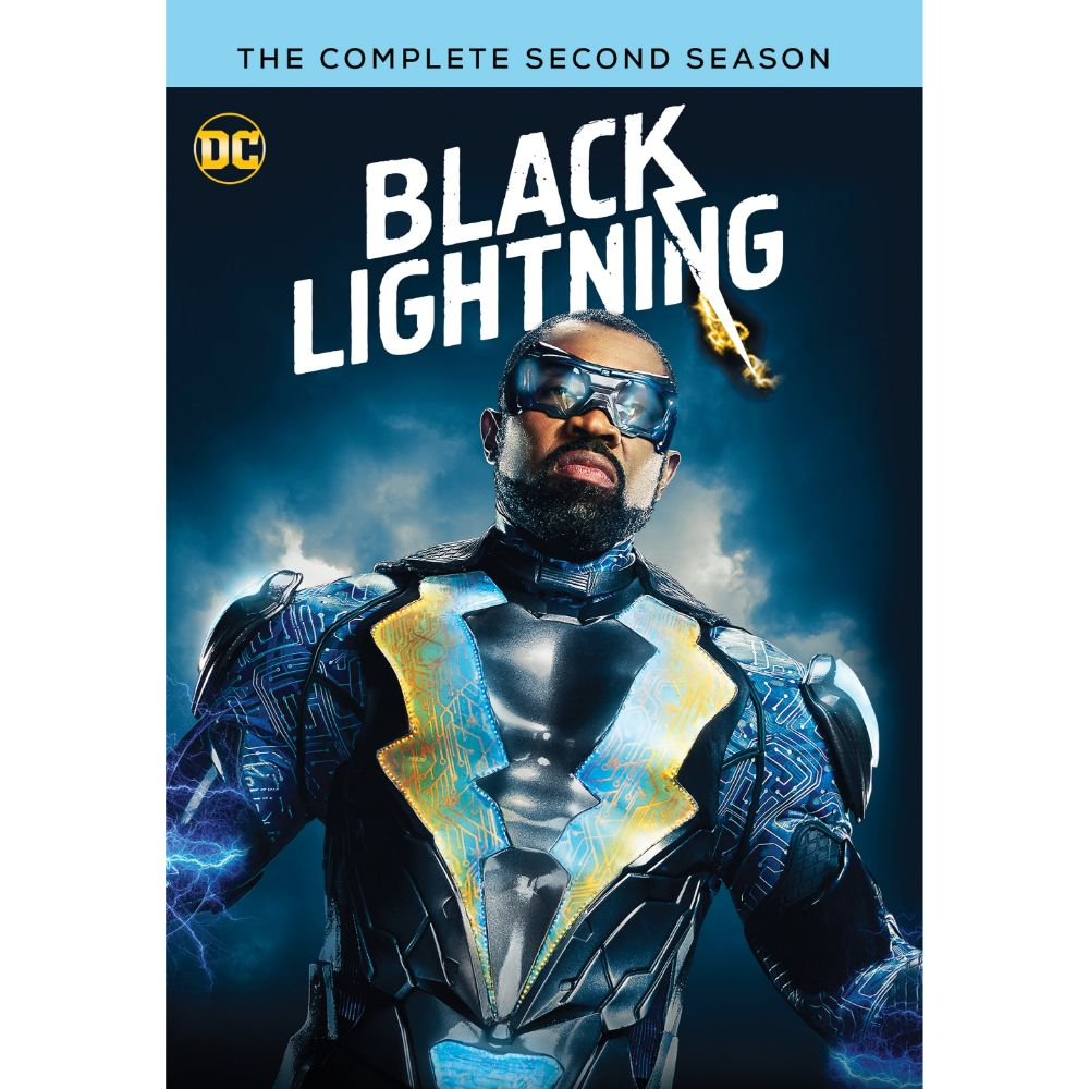 Black Lightning: The Complete Second Season (MOD)
