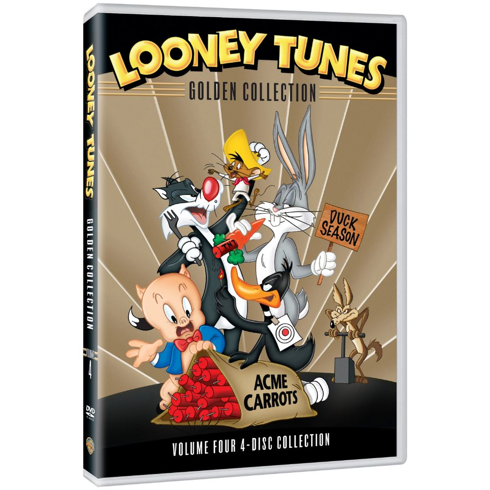 Looney Tunes: Golden Collection Vol. 4 (DVD)