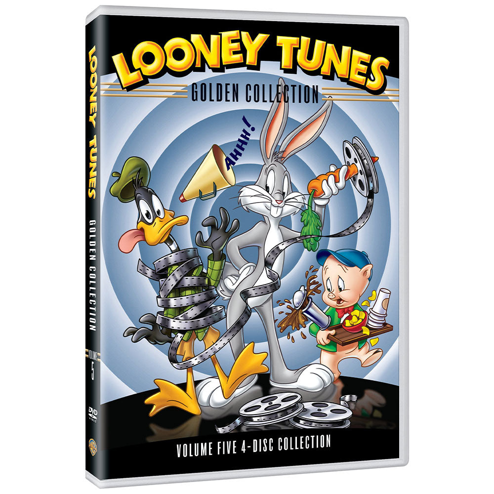Looney Tunes: Golden Collection Vol. 5 (DVD)