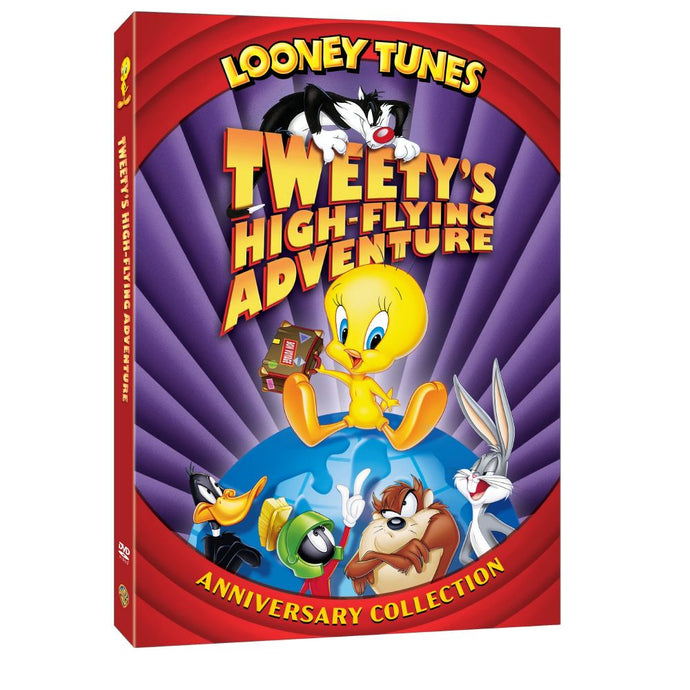 Tweety's High Flying Adventure (Anniversary Collection) (DVD)