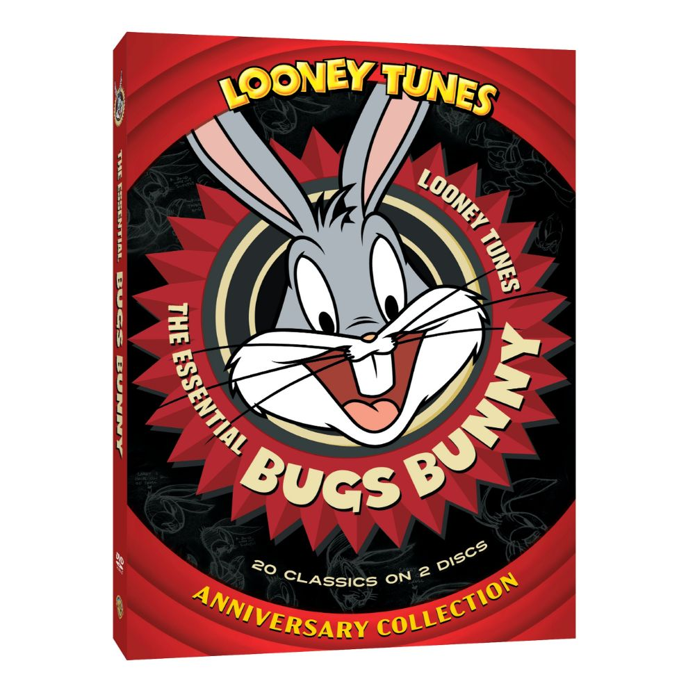 The Essential Bugs Bunny (Anniversary Collection) (DVD)