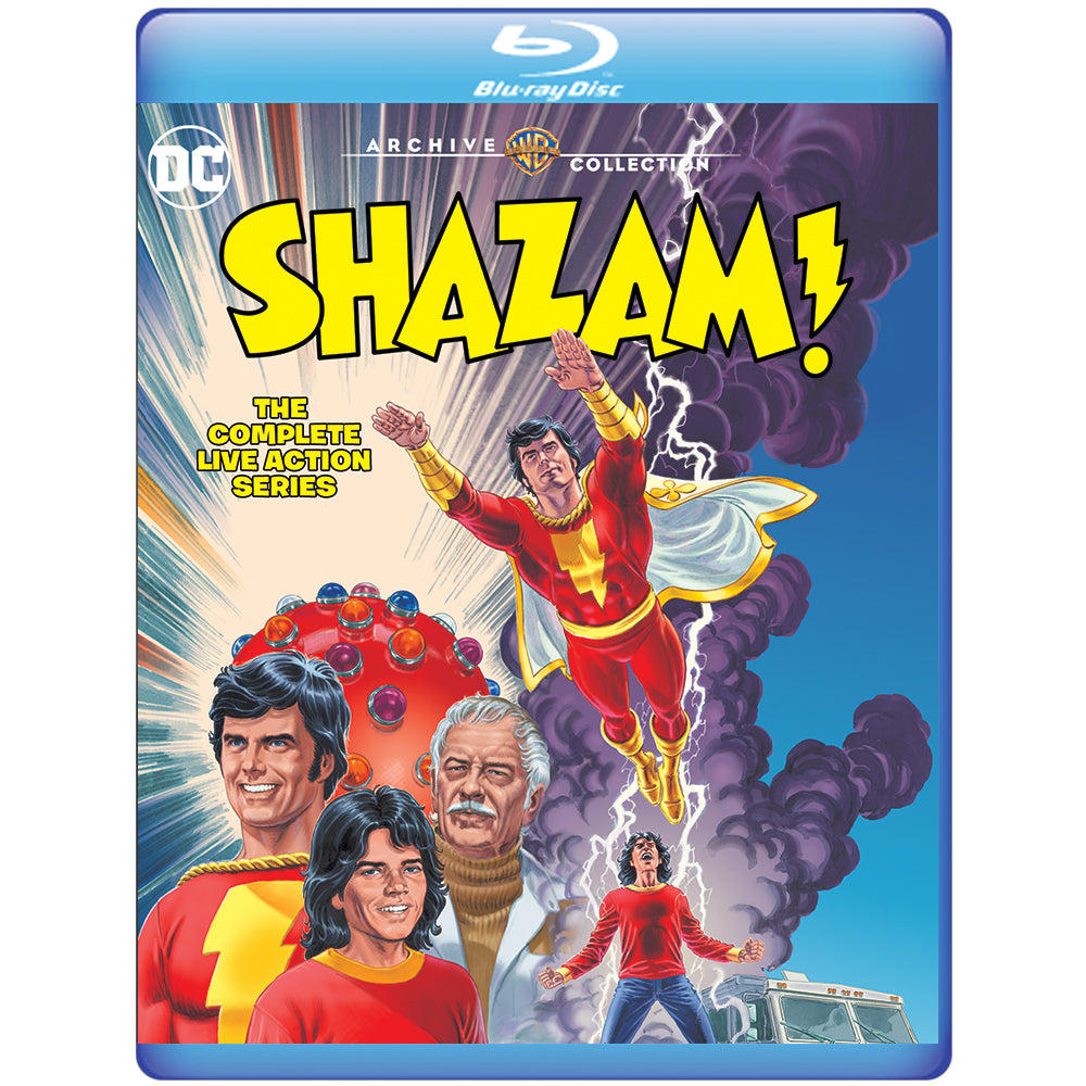 Shazam!: The Complete Live-Action Series (BD)