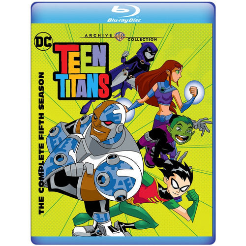 Teen Titans: The Complete Fifth Season (BD)