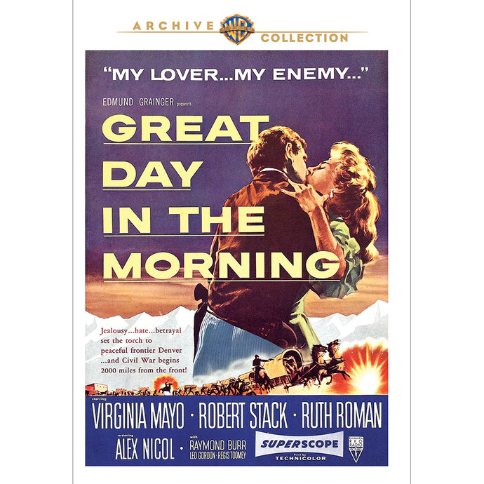 Great Day in the Morning (1956) (MOD)