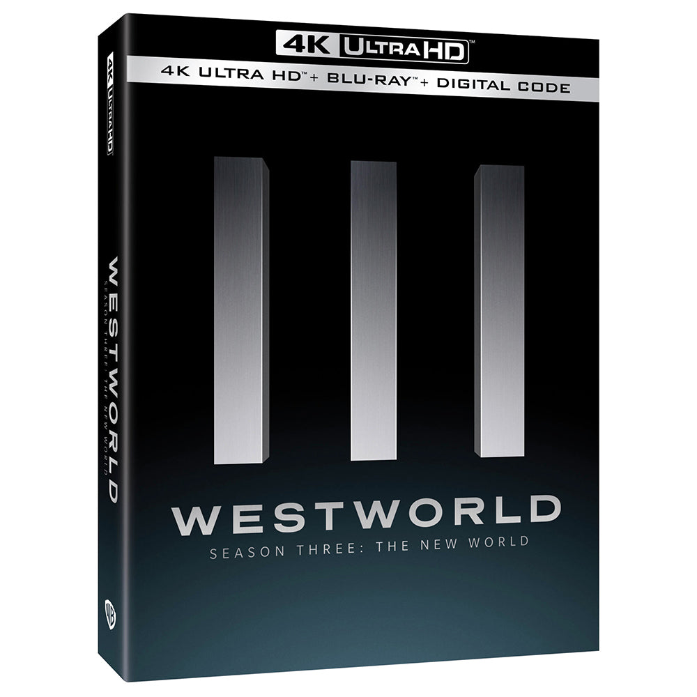 Westworld: Season 3: The New World (4K UHD)