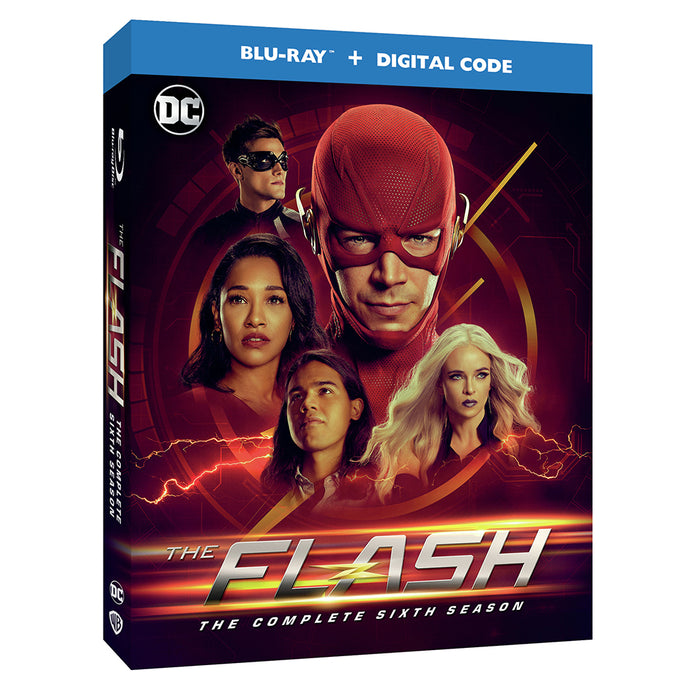 The Flash: The Complete Sixth Season (BD)