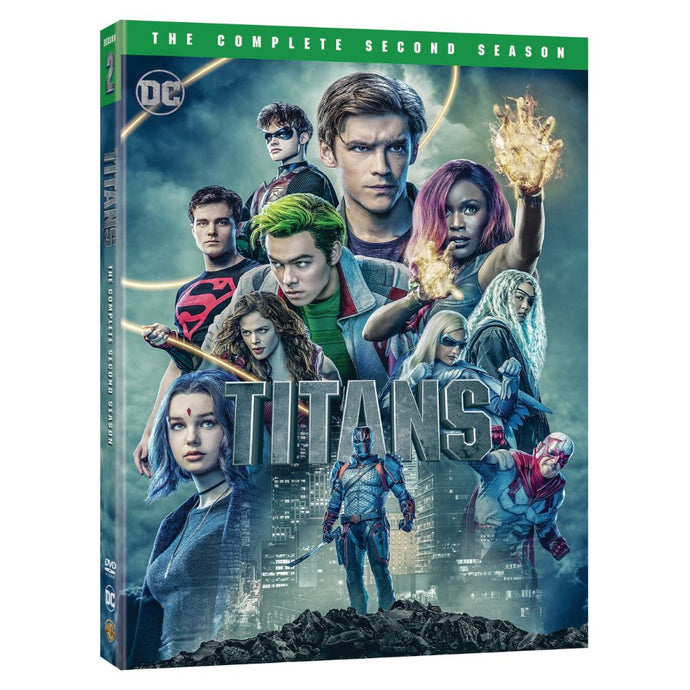 Titans: The Complete Second Season (DVD)