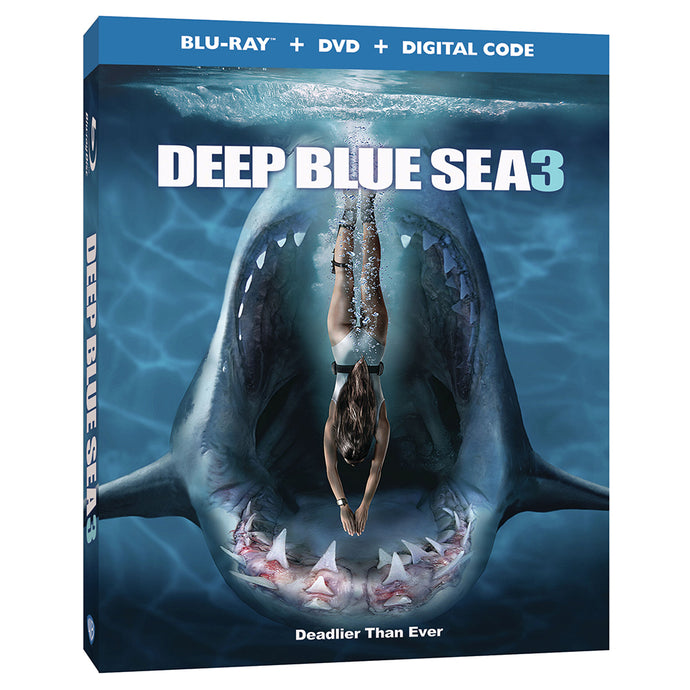 Deep Blue Sea 3 (BD)