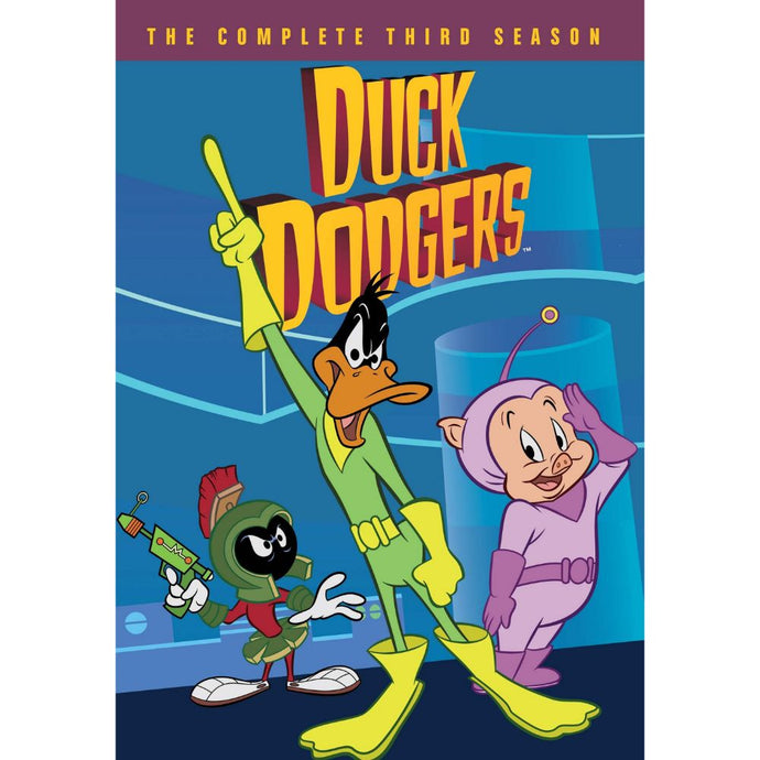 Duck Dodgers: The Complete Third Season (MOD)