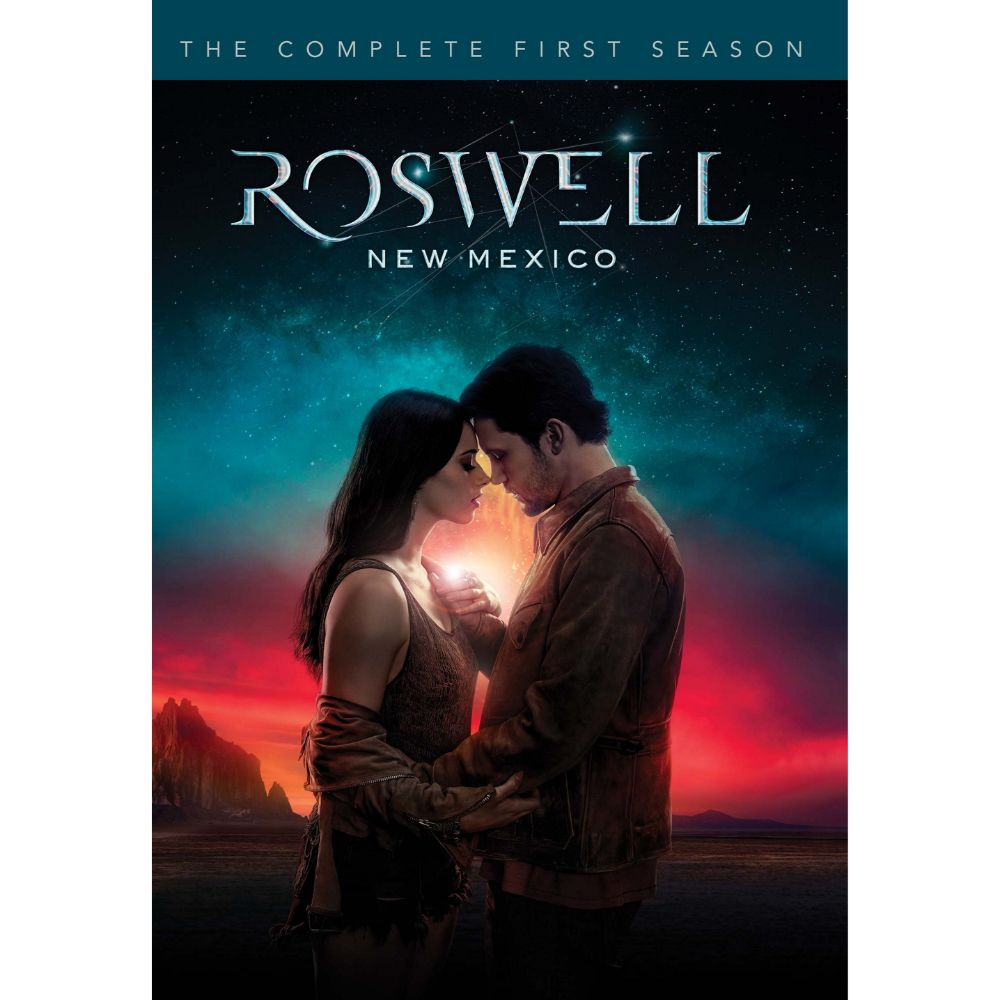 Roswell, New Mexico: The Complete First Season (MOD)