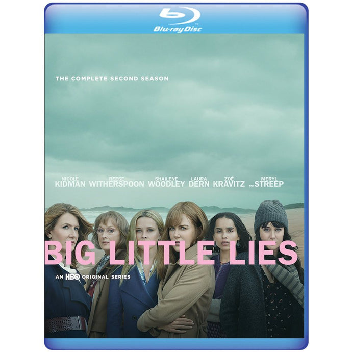Big Little Lies: The Complete Second Season (BD)