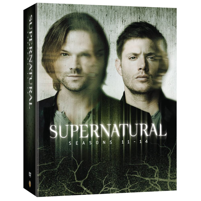 Supernatural: Seasons 11-14 (DVD)