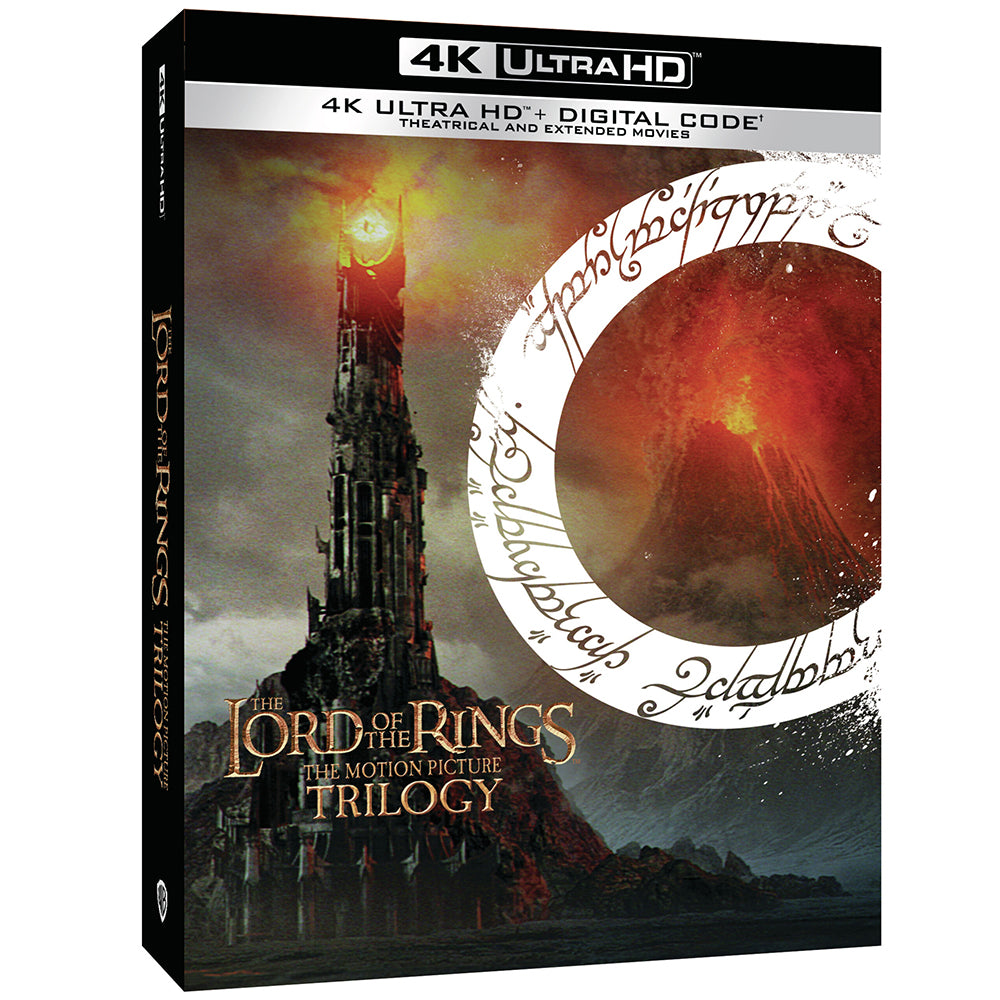 The Lord of the Rings: Motion Picture Trilogy (4K Ultra HD)