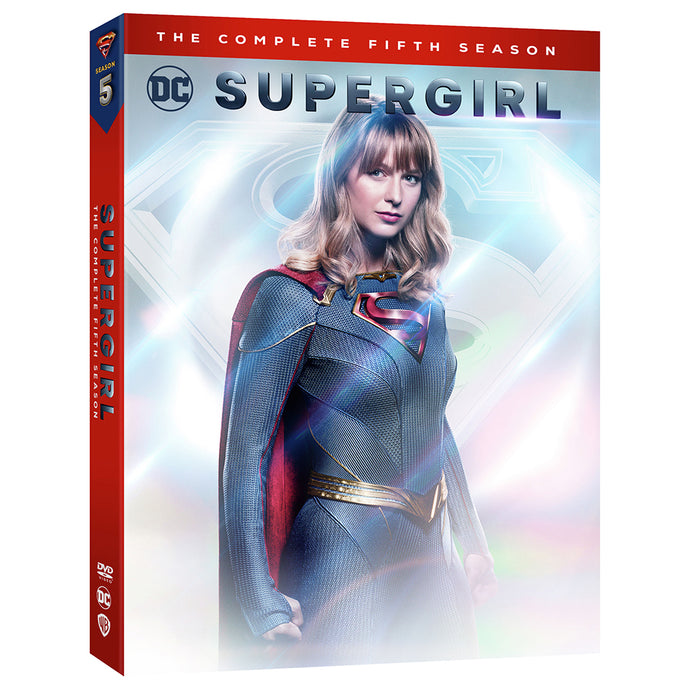 Supergirl: The Complete Fifth Season (DVD)