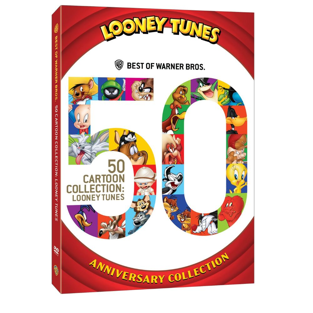 Best of Warner Bros. 50 Cartoon Collection: Looney Tunes (Anniversary Collection)