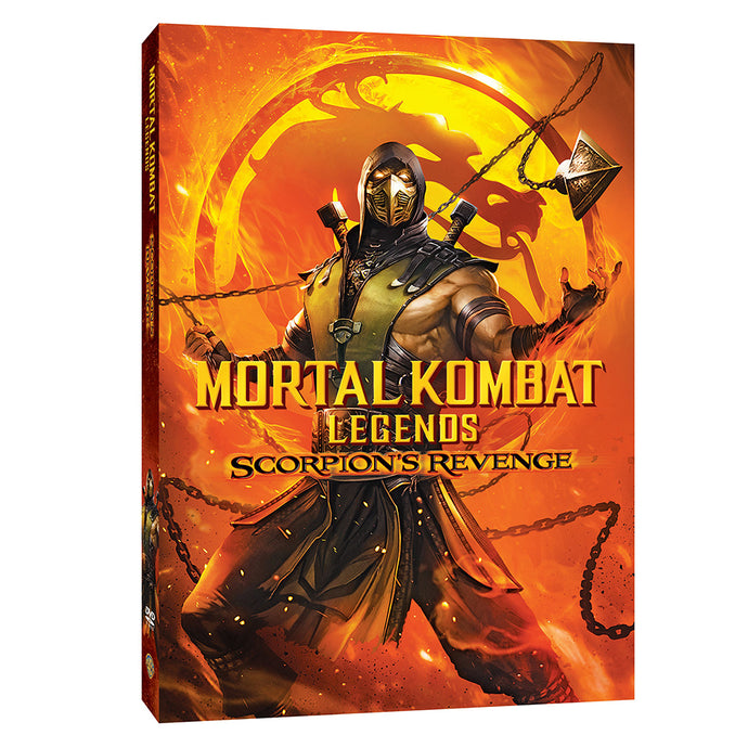 Mortal Kombat Legends: Scorpion's Revenge (DVD)