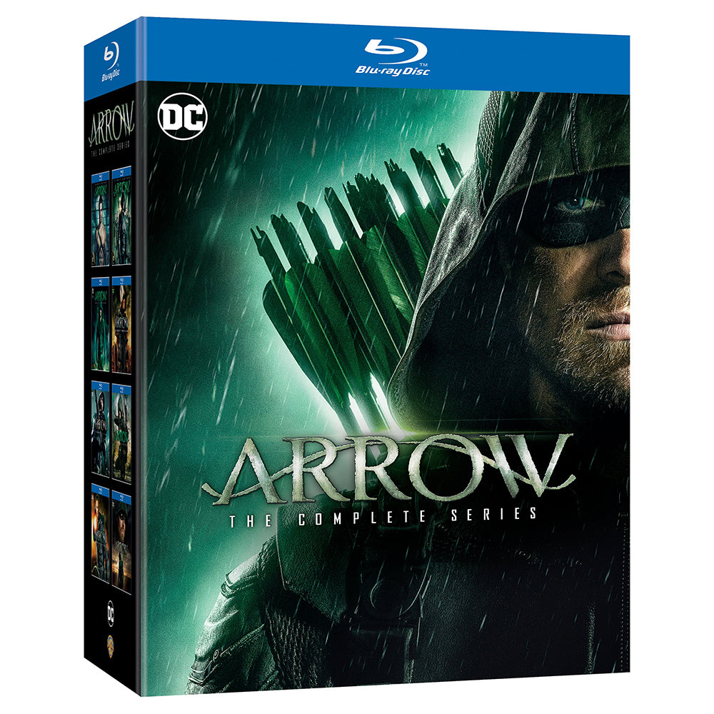 Arrow: The Complete Series (BD)