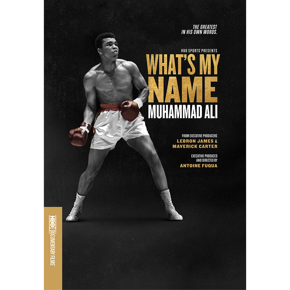 What's My Name: Muhammad Ali (2018) (MOD)