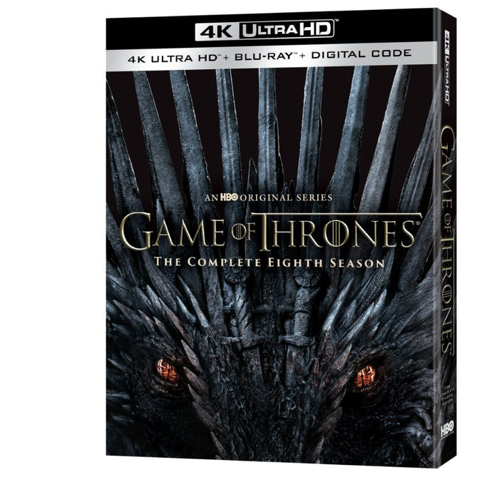 Game of Thrones: The Complete Eighth Season (4K UHD)