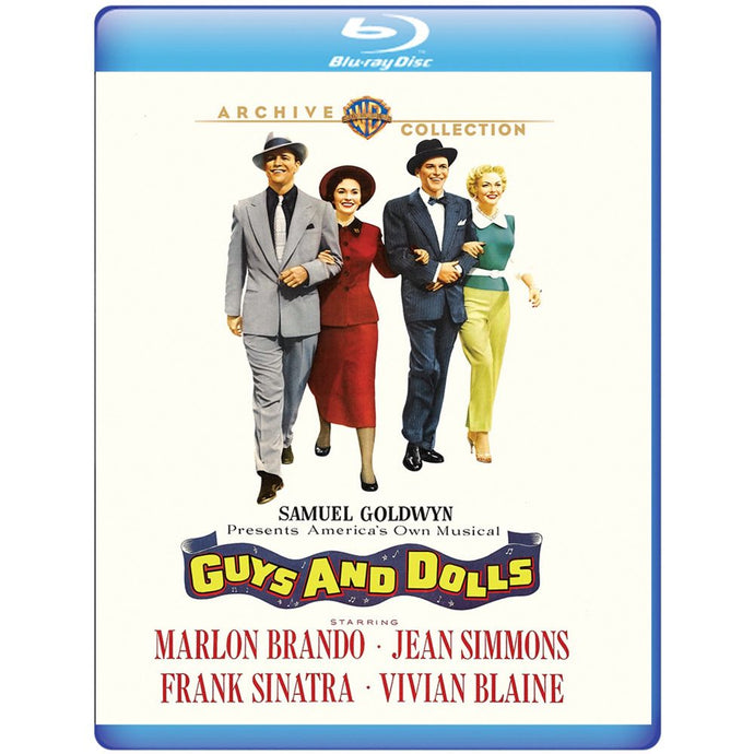Guys and Dolls (BD)