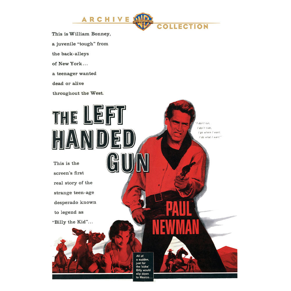 The Left Handed Gun (1958) (MOD)
