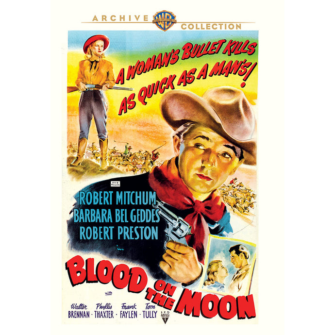 Blood on the Moon (1948) (MOD)