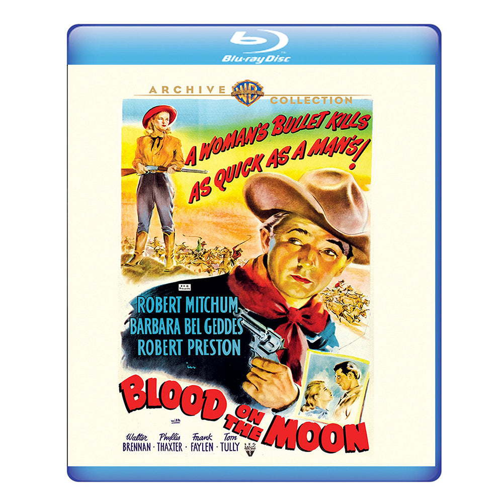 Blood on the Moon (BD)
