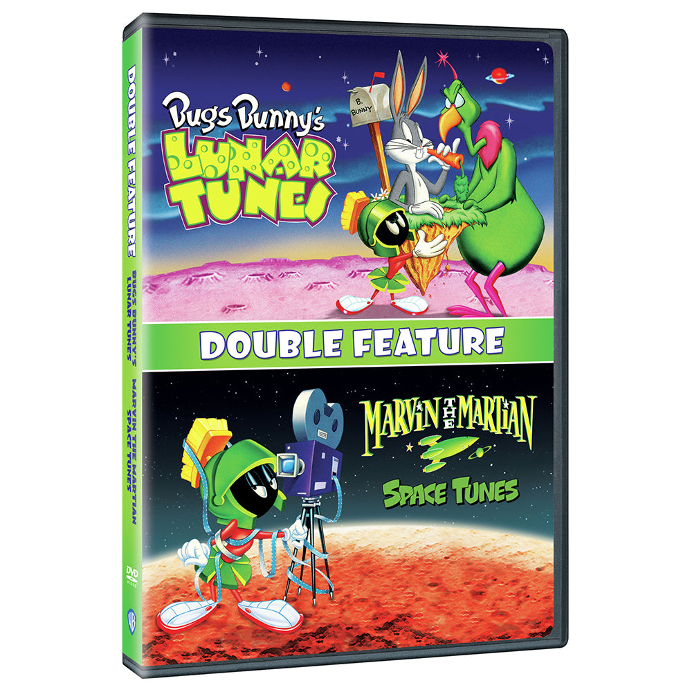 Bugs Bunny's Lunar Tunes/Marvin the Martian Space Tunes (Double Feature) (DVD)