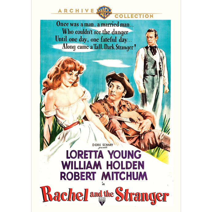 Rachel and the Stranger (1948) (MOD)