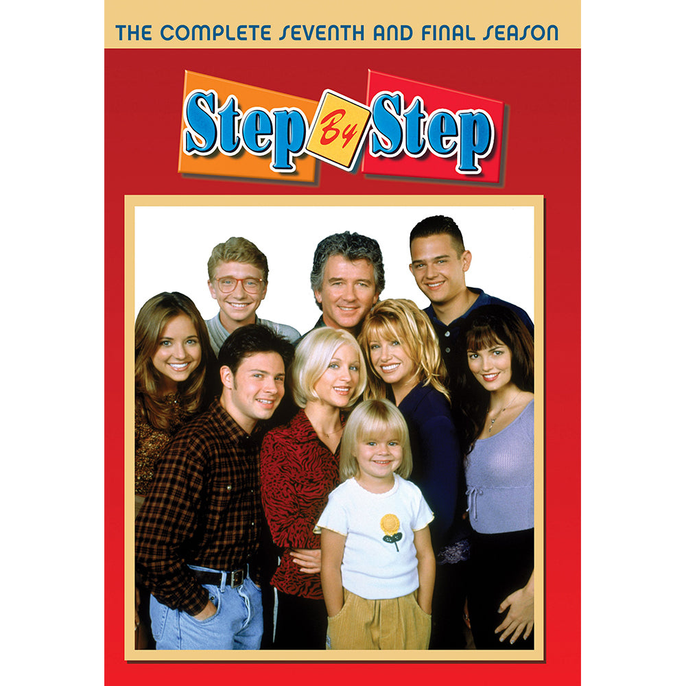 Step by Step: The Complete Seventh Season (MOD)