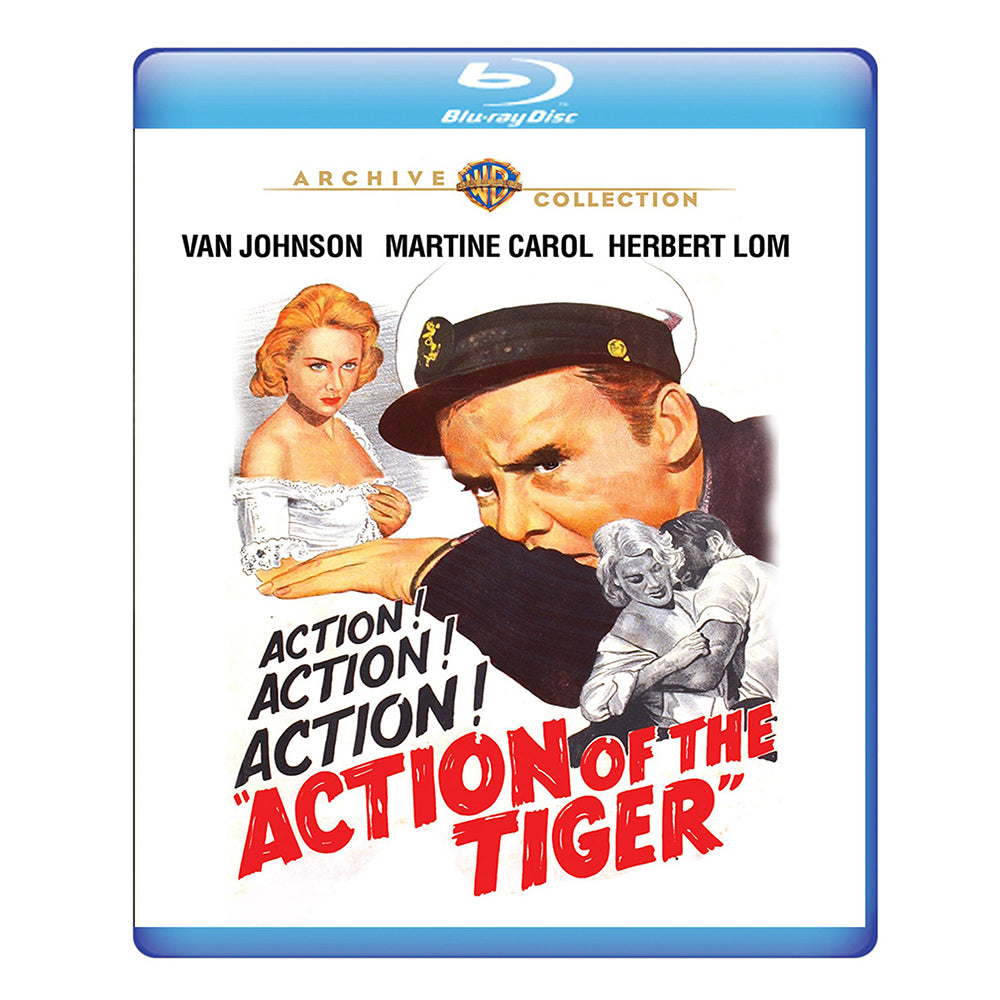 Action of the Tiger (BD)