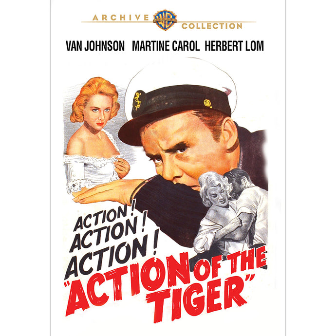 Action of the Tiger (1957) (MOD)