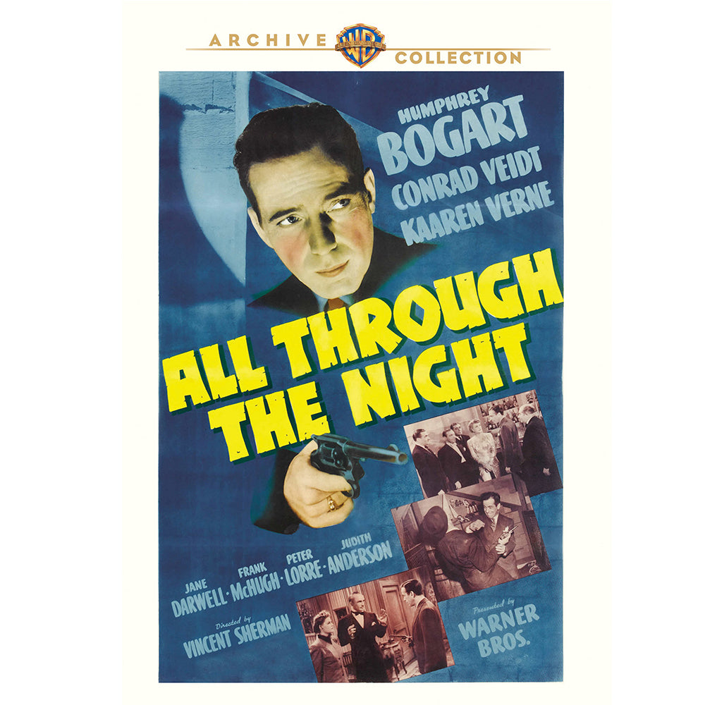 All Through the Night (1942) (MOD)