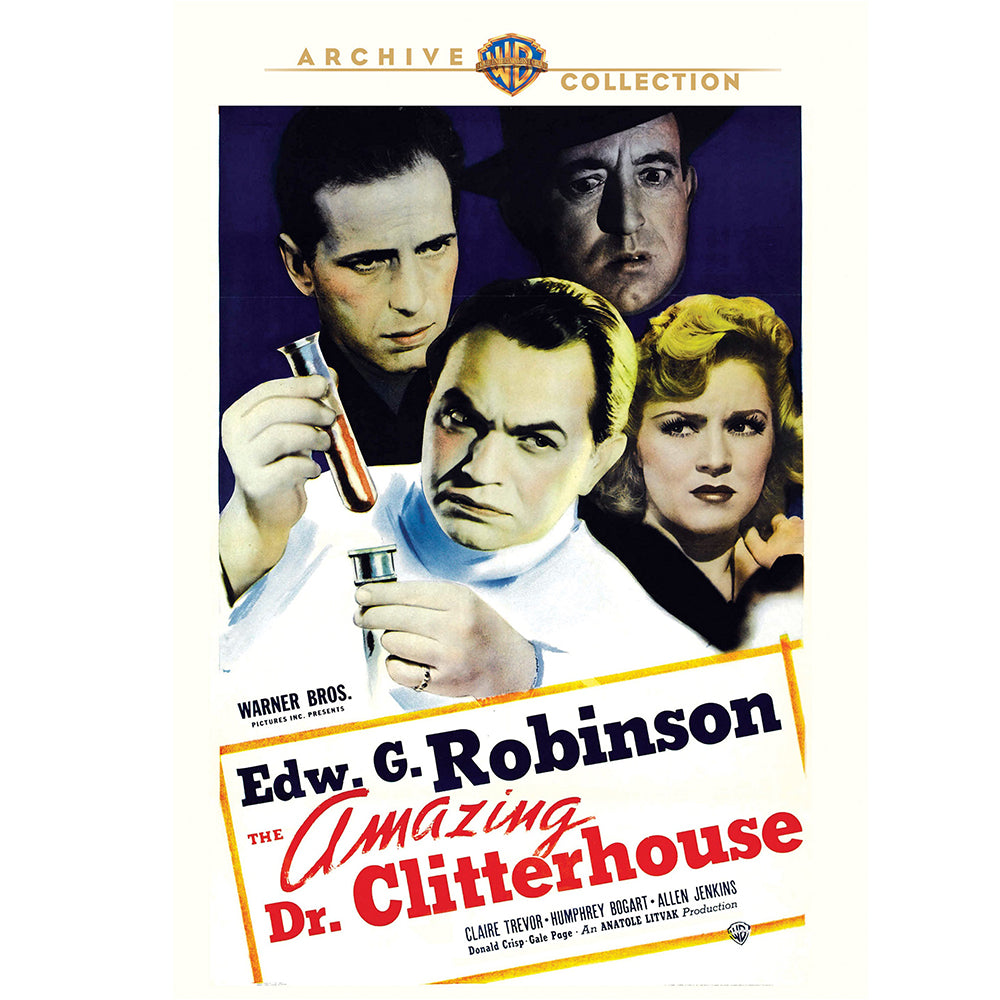 The Amazing Dr. Clitterhouse (1938) (MOD)