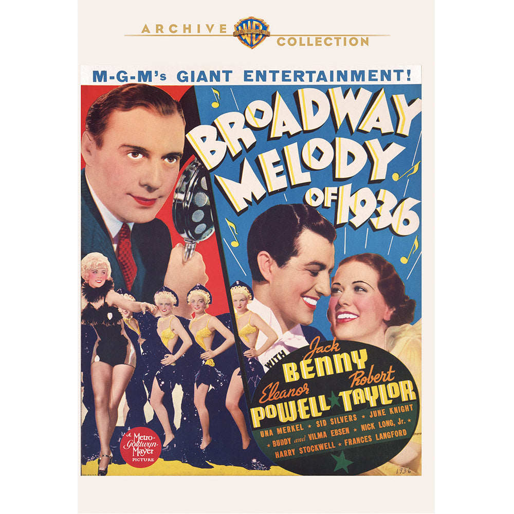 Broadway Melody of 1936 (1935) (MOD)