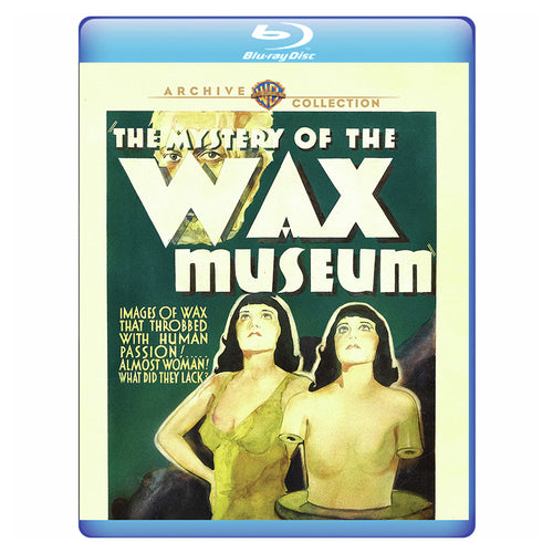 Mystery of the Wax Museum (BD)