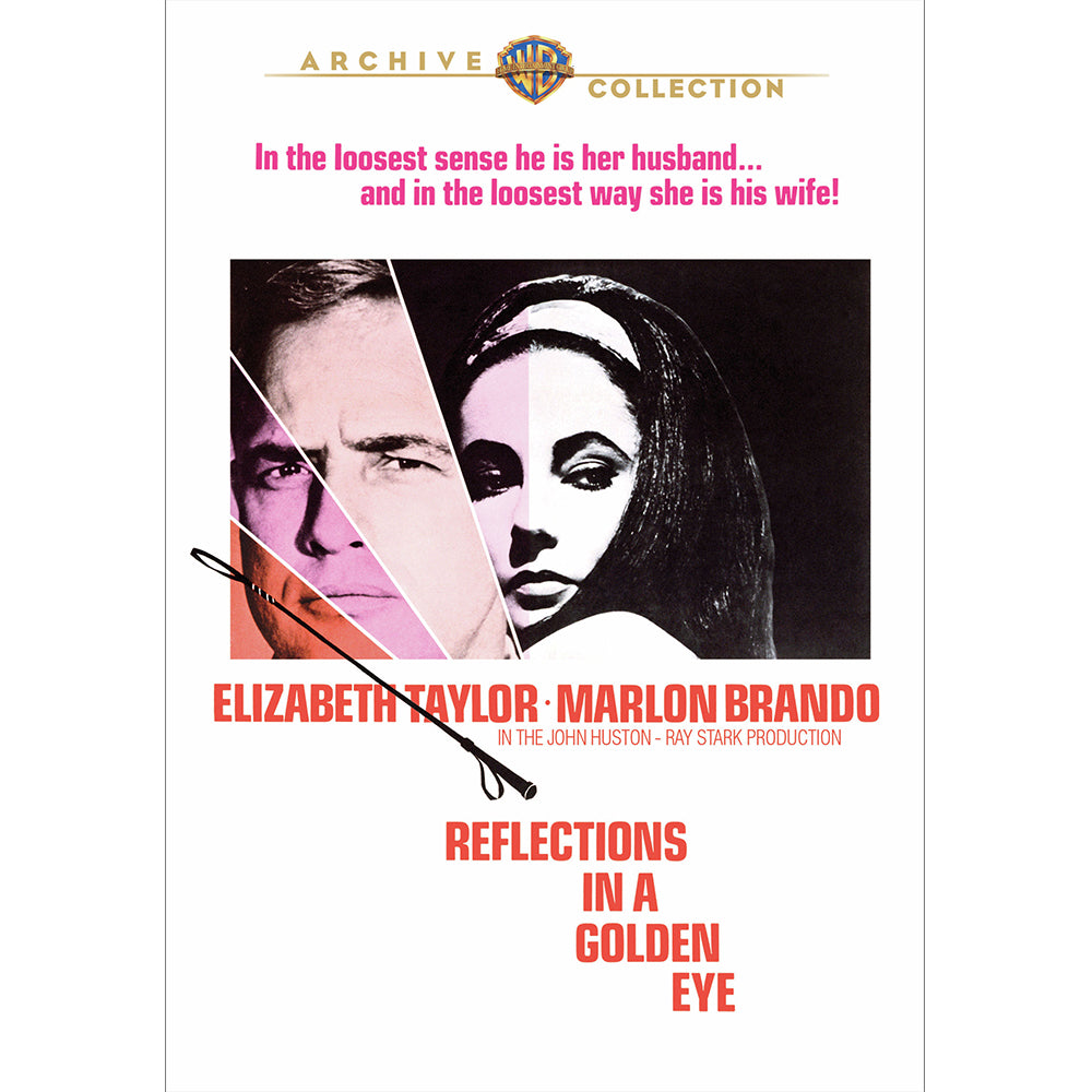 Reflections in a Golden Eye (1967) (MOD)