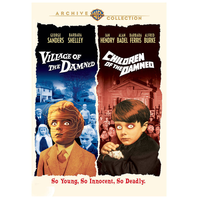 Village of the Damned/Children of the Damned (1960/1963) (MOD)