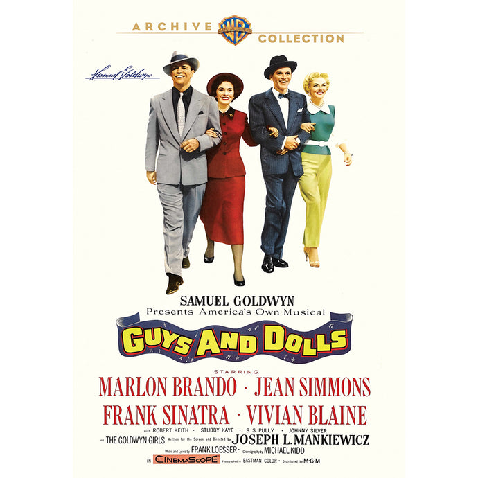 Guys and Dolls (1955) (MOD)