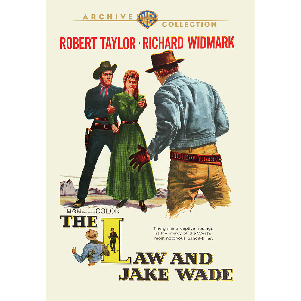 The Law and Jake Wade (1958) (MOD)