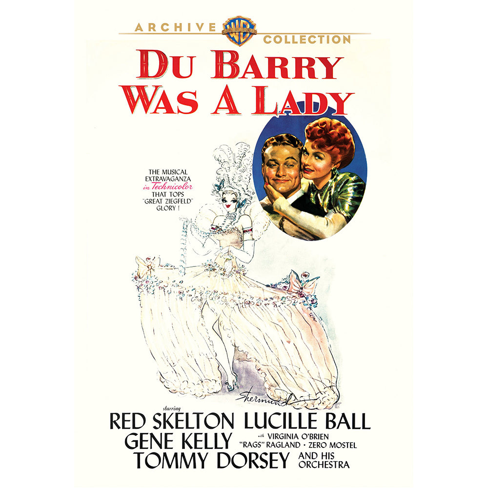 Du Barry Was a Lady (1943) (MOD)